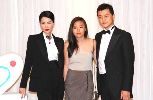 "10 cặp mẹ con Hoa ngữ ""hot"" nhất 2014 - 4"