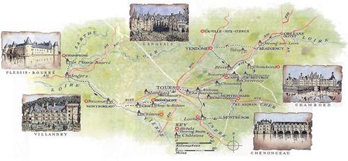 Khám phá nơi ngự trị của 300 lâu đài tuyệt đẹp - 1