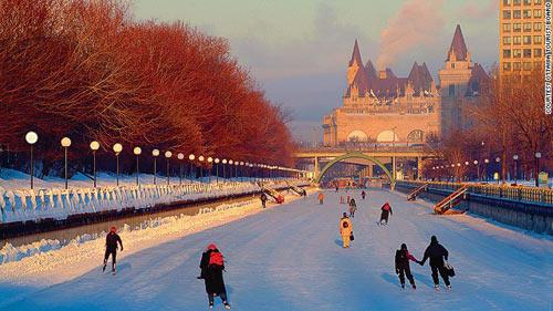 10 thành phố lý tưởng cho kỳ nghỉ đông - 8