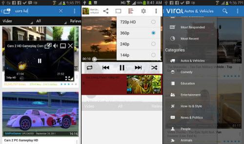 5 ứng dụng xem video YouTube tốt nhất cho Android - 5