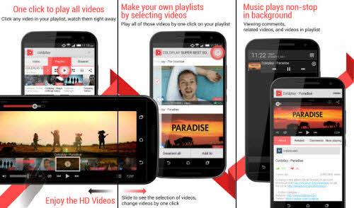 5 ứng dụng xem video YouTube tốt nhất cho Android - 4