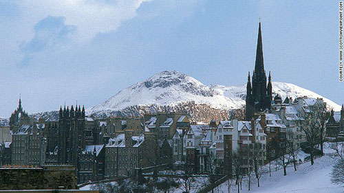 10 thành phố lý tưởng cho kỳ nghỉ đông - 10
