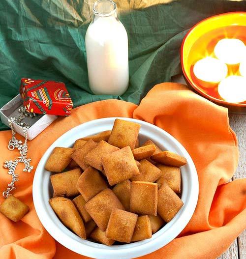 Cách làm bánh quy thơm phức không cần lò nướng - 5