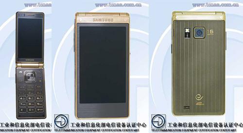 Samsung Galaxy Golden 2 nắp gập sắp ra mắt - 1
