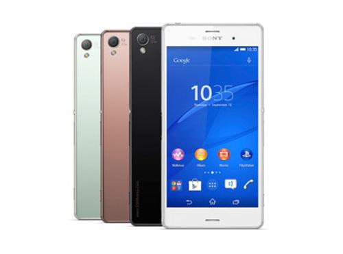 Sony Xperia Z4 màn hình độ phân giải 2K lộ diện - 1