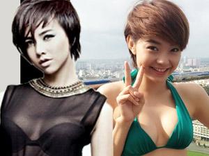 Những mái tóc ngắn sexy bậc nhất xứ Việt