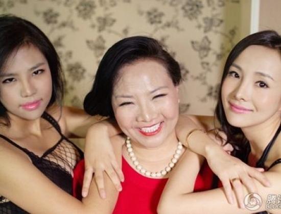 "10 cặp mẹ con Hoa ngữ ""hot"" nhất 2014 - 3"