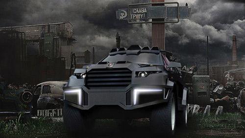 Xe chống đạn Dartz Prombron: Giấc mơ của nhà tài phiệt - 1