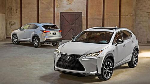 Đã có giá Lexus NX 2015 - 1