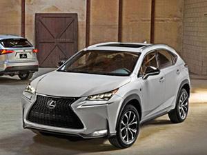 Đã có giá Lexus NX 2015