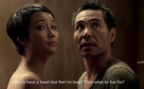 Những cảnh tắm gây ám ảnh trong phim Việt - 1