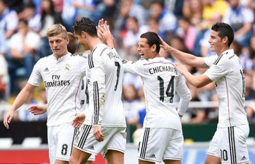 Trước lượt 3 cúp C1: Real, Barca đầy toan tính - 1