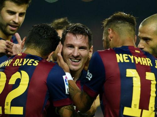 Trước lượt 3 cúp C1: Real, Barca đầy toan tính - 2