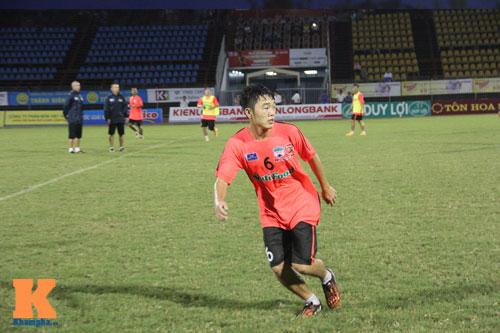 Cầu thủ U19 VN xung trận giải U21: Thanh Hậu dự bị - 6