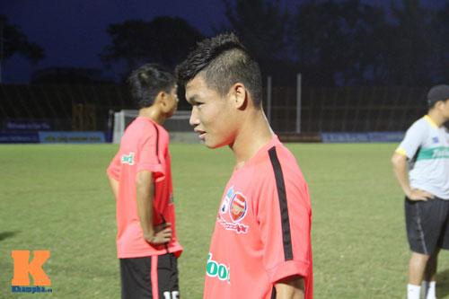 Cầu thủ U19 VN xung trận giải U21: Thanh Hậu dự bị - 7