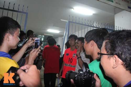Cầu thủ U19 VN xung trận giải U21: Thanh Hậu dự bị - 9