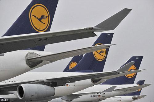 Đức: Hủy hàng nghìn chuyến bay do phi công đình công - 2