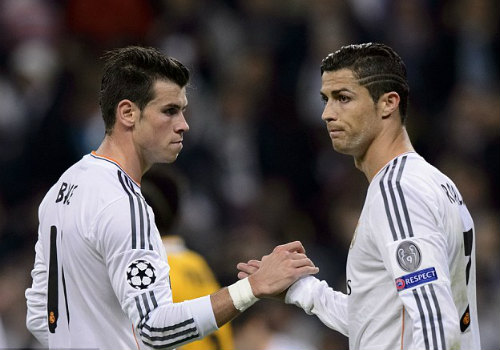 Ronaldo, Bale đủ sức tranh HCV Olympic chạy 100m - 1