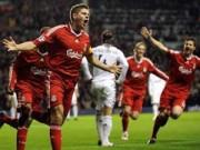 Real tới Anfield: Thù xưa phải trả