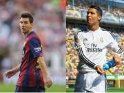 Với Suarez, Messi tài năng hơn đứt Ronaldo