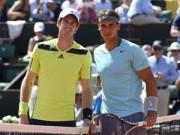 BXH Tennis 20/10: Murray lên số 10, Nadal trở lại