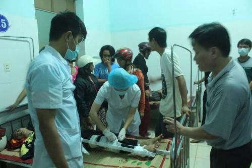 Đắk Lắk: Tai nạn liên hoàn, 10 người thương vong - 2