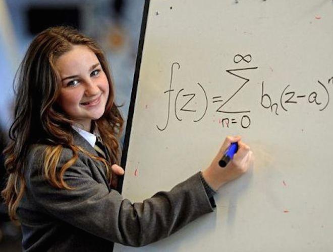 15 bạn trẻ có IQ sánh ngang thiên tài - 11