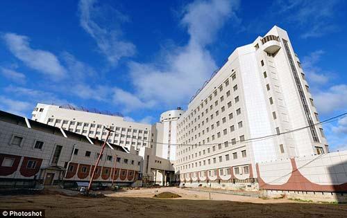 Nga sắp mở cửa nhà tù lớn nhất châu Âu - 1