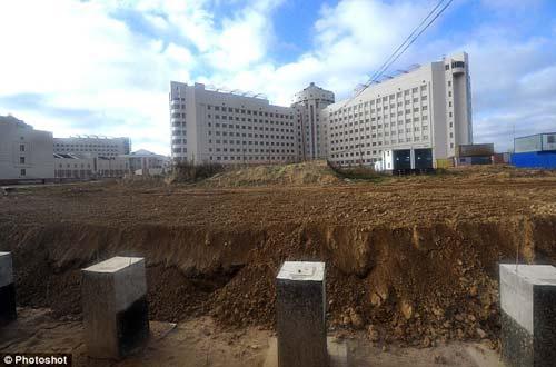 Nga sắp mở cửa nhà tù lớn nhất châu Âu - 2