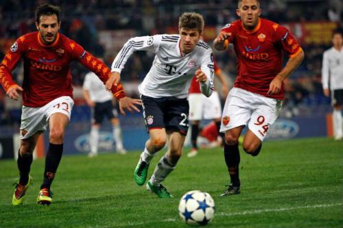 Roma - Bayern: Cuộc chinh phục đỉnh Olimpico - 1