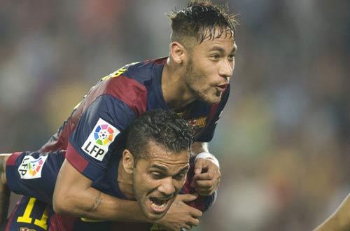 Barca – Ajax: Dưới vũ điệu của Messi & Neymar - 1