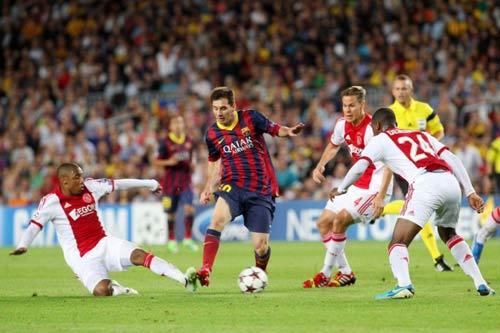 Barca – Ajax: Dưới vũ điệu của Messi & Neymar - 2