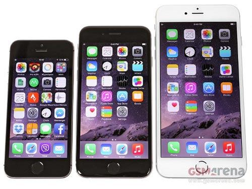Apple tiến sát kỷ lục bán 62 triệu iPhone - 1