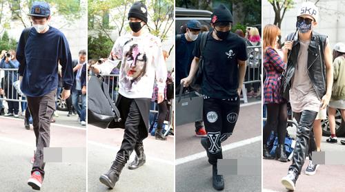 Soi phong cách đời thường của mỹ nam xứ Hàn - 5