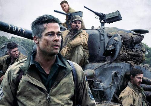 """Brad Pitt để quý tử 13 tuổi xem """"phim người lớn"""" - 1"""