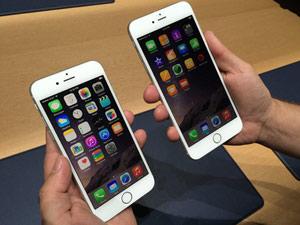 """iPhone 6 bán tốt, nhưng iPhone 6 Plus mới """"hấp dẫn"""""""