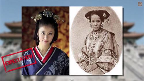 Vỡ mộng vì nhan sắc thực của mỹ nhân cổ Trung Quốc - 1