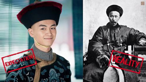 Vỡ mộng vì nhan sắc thực của mỹ nhân cổ Trung Quốc - 2