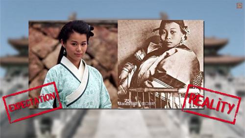 Vỡ mộng vì nhan sắc thực của mỹ nhân cổ Trung Quốc - 3