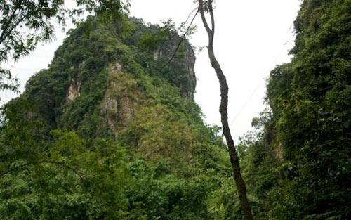 Về Cao Phong đừng quên ghé thăm núi Đầu Rồng - 3