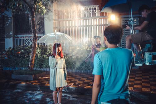 Hotgirl 18 tuổi cover nhạc Việt cuốn hút dân mạng - 11