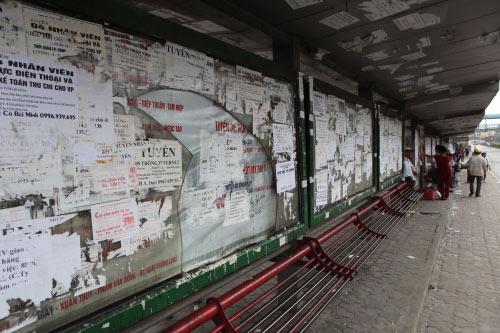 Ảnh: Trạm xe buýt lớn nhất Thủ đô trước ngày bị dỡ bỏ - 13