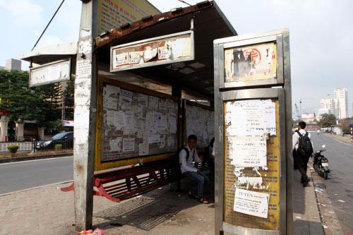 Ảnh: Trạm xe buýt lớn nhất Thủ đô trước ngày bị dỡ bỏ - 5