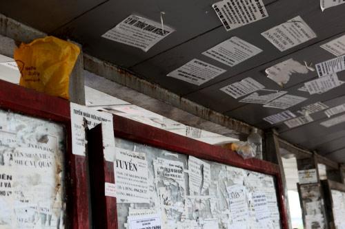 Ảnh: Trạm xe buýt lớn nhất Thủ đô trước ngày bị dỡ bỏ - 10