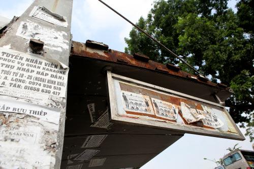 Ảnh: Trạm xe buýt lớn nhất Thủ đô trước ngày bị dỡ bỏ - 6