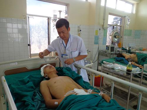 Tai nạn ở Đắc Lắk: Nữ tài xế say rượu khi lái xe? - 2