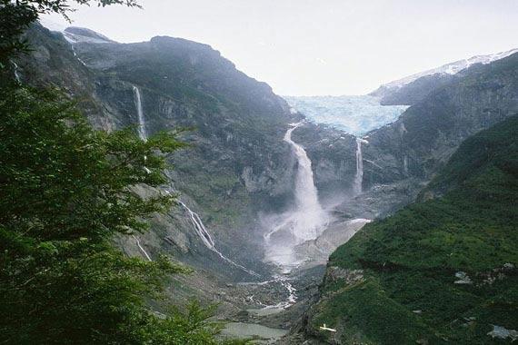 Chiêm ngưỡng dòng sông băng lơ lửng giữa trời - 5