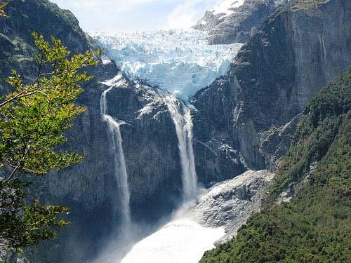 Chiêm ngưỡng dòng sông băng lơ lửng giữa trời - 6