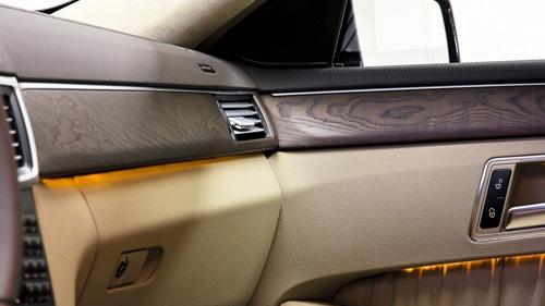 Mercedes-Benz E-Class độ 6 cửa sang trọng - 6