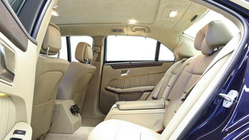 Mercedes-Benz E-Class độ 6 cửa sang trọng - 7